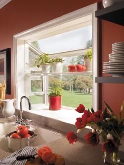 Window Greenhouse - Kitchen Garden Window